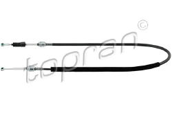 Cable d'embrayage 115597 TOPRAN